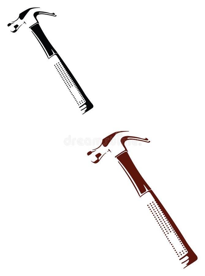 Martello royalty illustrazione gratis