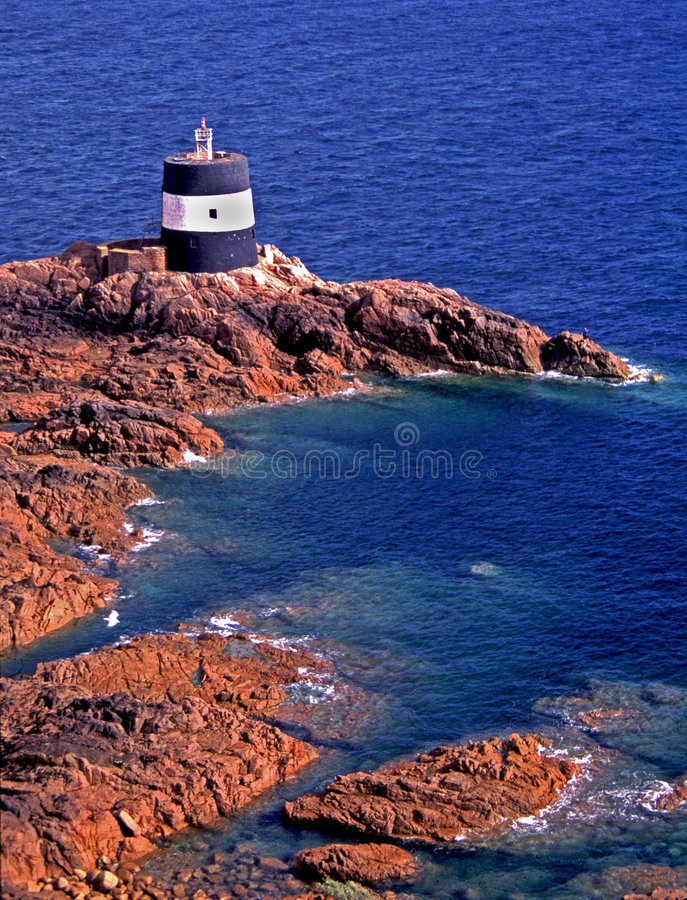 Download Martello tower stock image. Image of martello, coast, tower - 748773