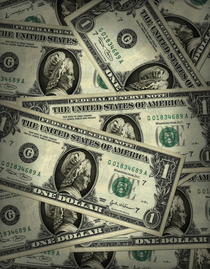 Free Martha Dollar Royalty Free Stock Photo - 30785295