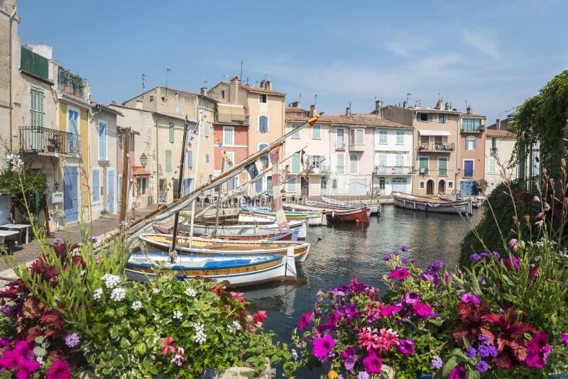 Martigues (Provence, France) stock photography
