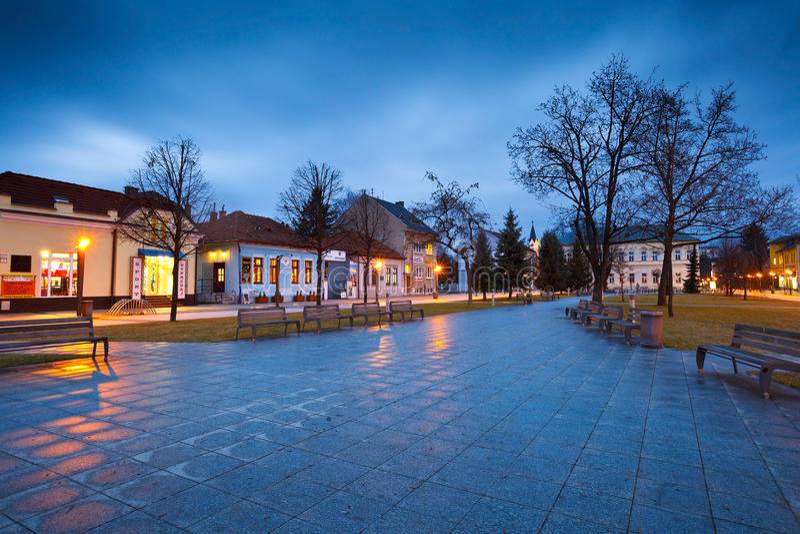 Martin, Σλοβακία στοκ φωτογραφίες με δικαίωμα ελεύθερης χρήσης