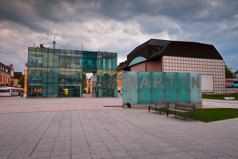 Martin, Σλοβακία στοκ εικόνες