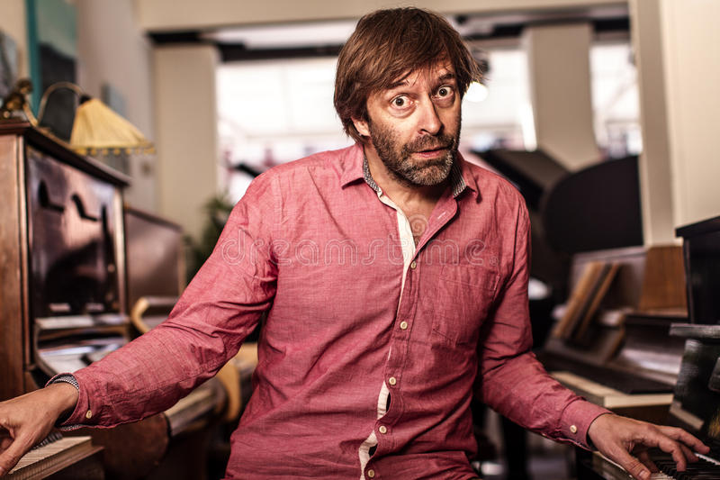 Download Martin Brygmann editorial stock image. Image of comedian - 31677589