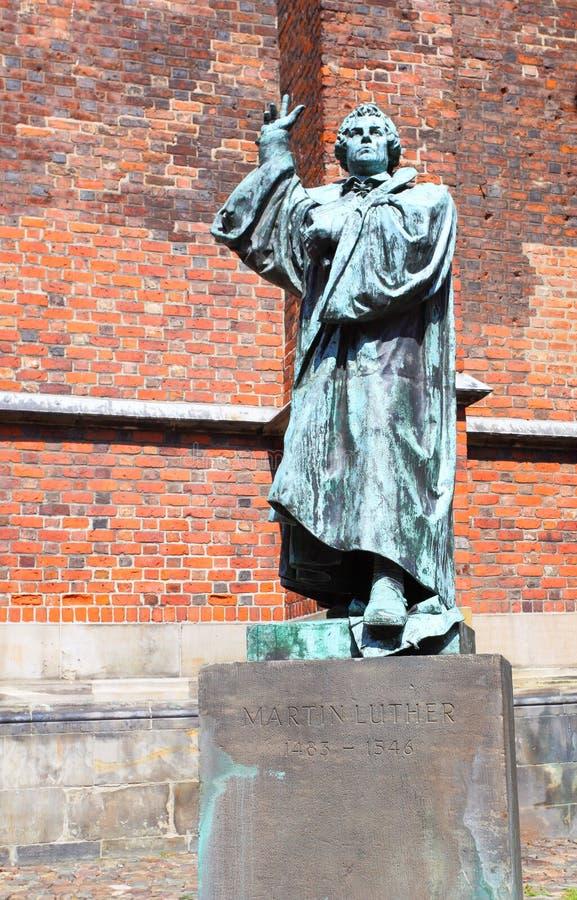 Martin Luther imagen de archivo