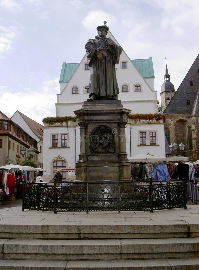 Martin Luther immagini stock libere da diritti