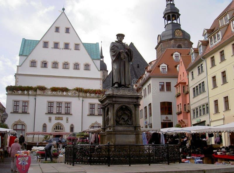Martin Luther fotografia stock libera da diritti