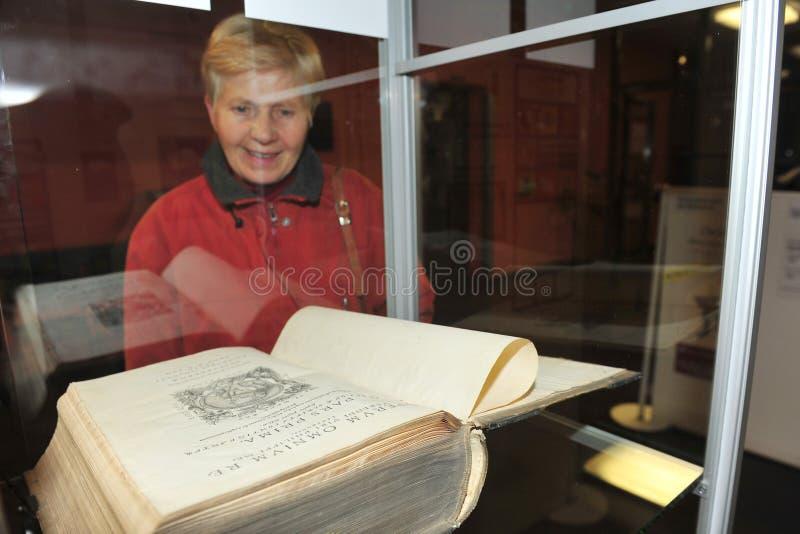 Martin Luther royalty-vrije stock afbeeldingen