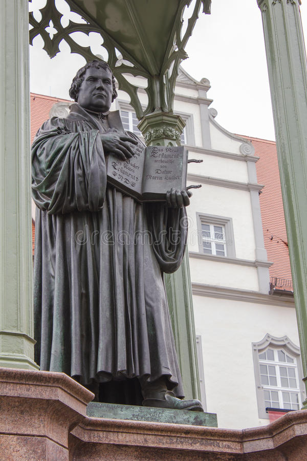 Martin Luther royalty-vrije stock fotografie