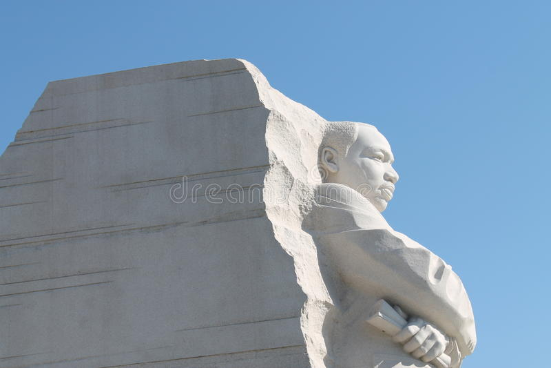 Martin Luther King royalty-vrije stock afbeeldingen