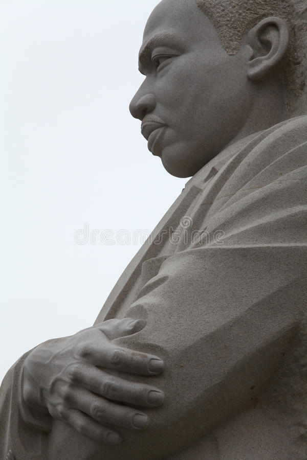 Martin Luther King foto de stock royalty free