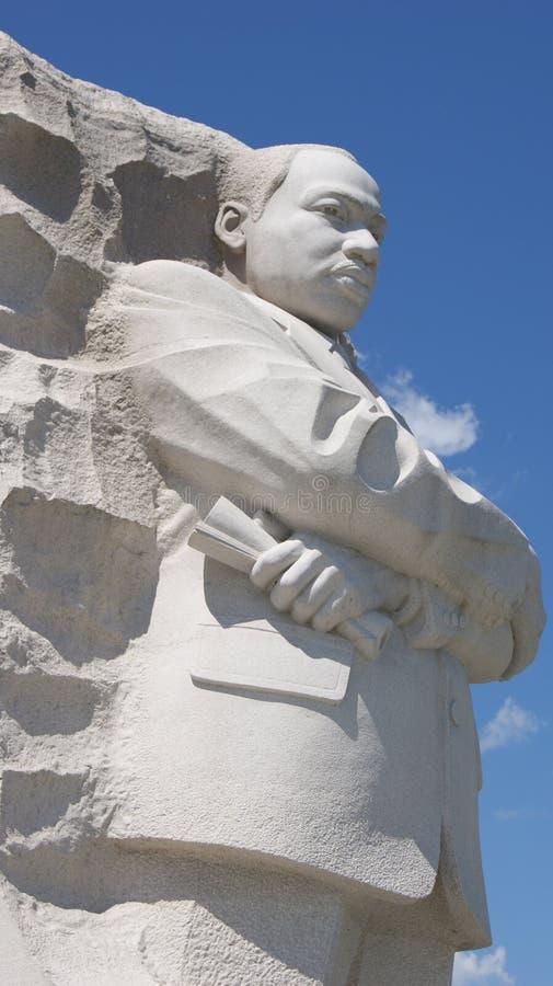 Martin Luther King Jr Αναμνηστικός στοκ φωτογραφία με δικαίωμα ελεύθερης χρήσης