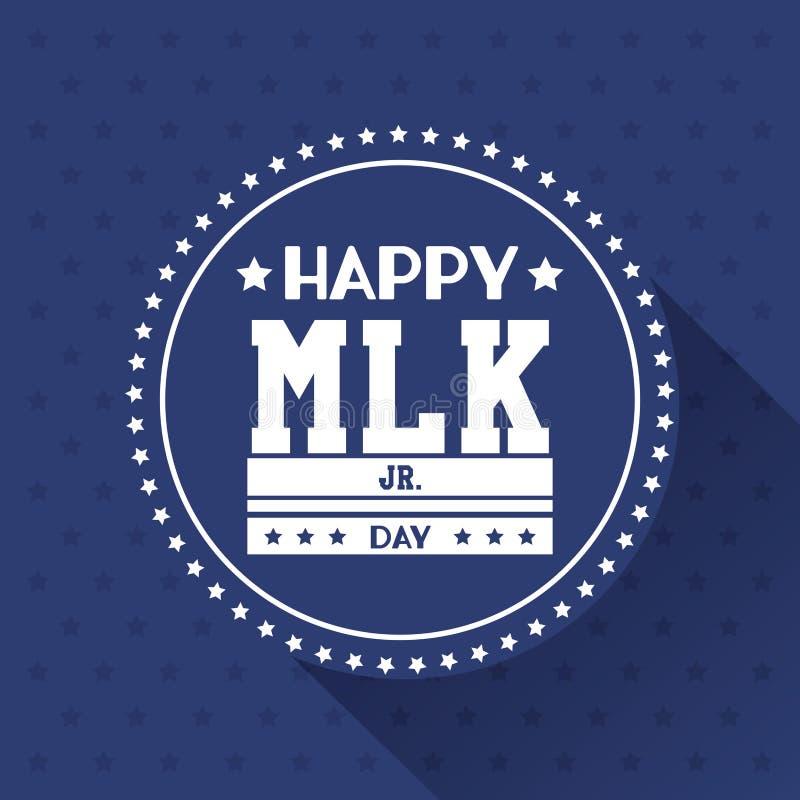 Martin Luther King jr dzień ilustracji