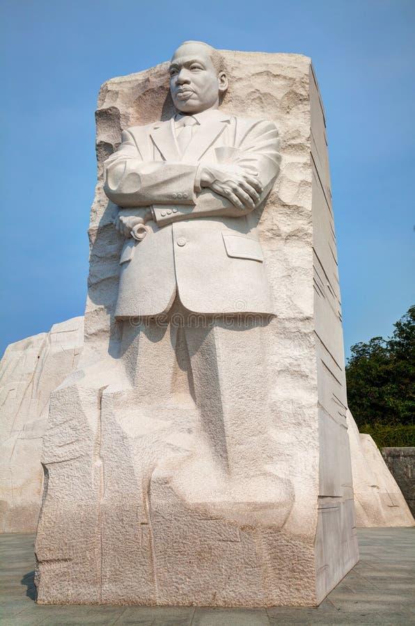 Martin Luther King, JR monument commémoratif à Washington, C.C photographie stock libre de droits