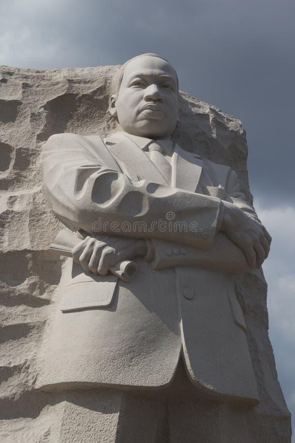 Martin Luther King, JR monumento fotografía de archivo