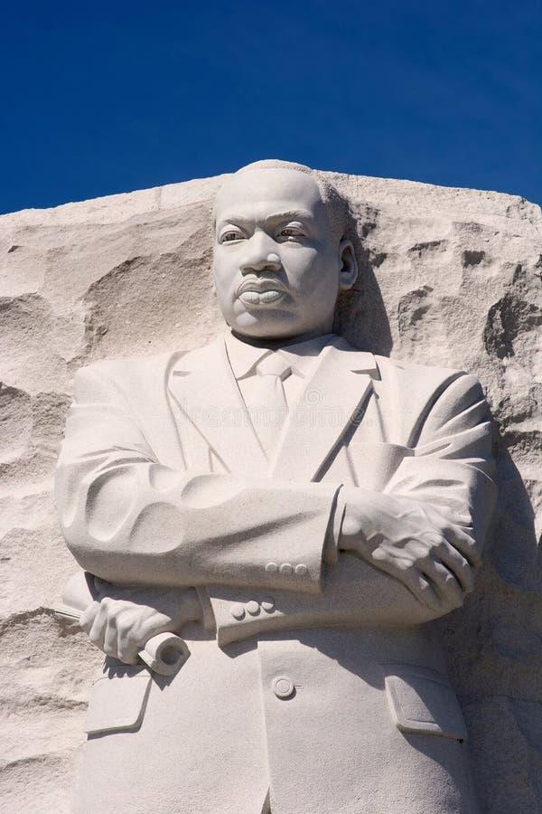 Martin Luther King, mémorial de Jr commémoratif photographie stock libre de droits