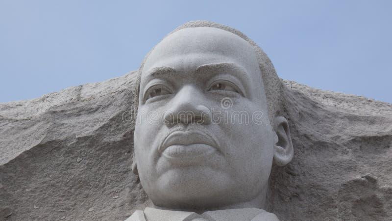 Martin Luther King Memorial Close Up - Fotobeeld royalty-vrije stock afbeeldingen