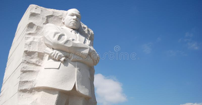 Download Martin Luther King Memorial In Washington DC Editorial Stock Image - Image: 24190919