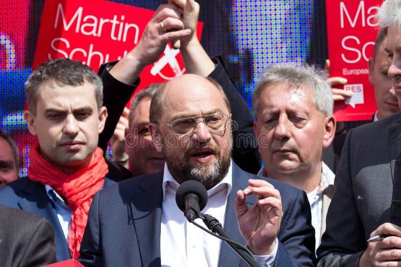 Martin Schulz images libres de droits