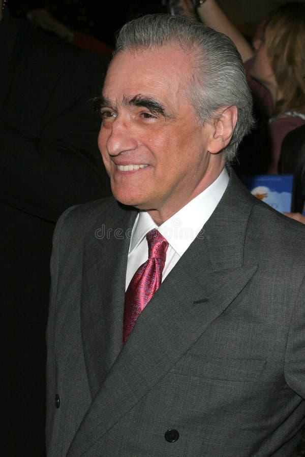 Martin Scorsese image stock