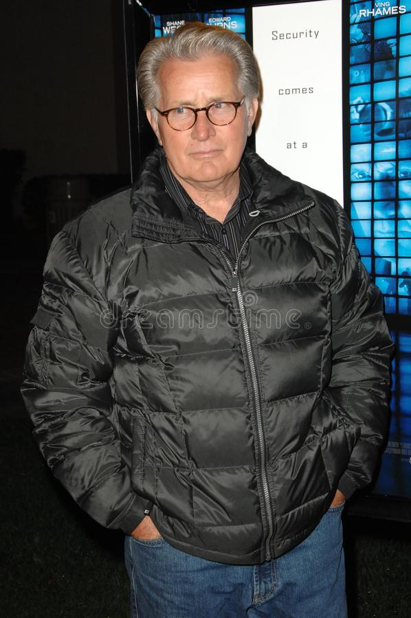 Martin Sheen. At the World Premiere of 'Echelon Conspiracy'. Paramount Theatre, Hollywood, CA. 02-25-09 royalty free stock image