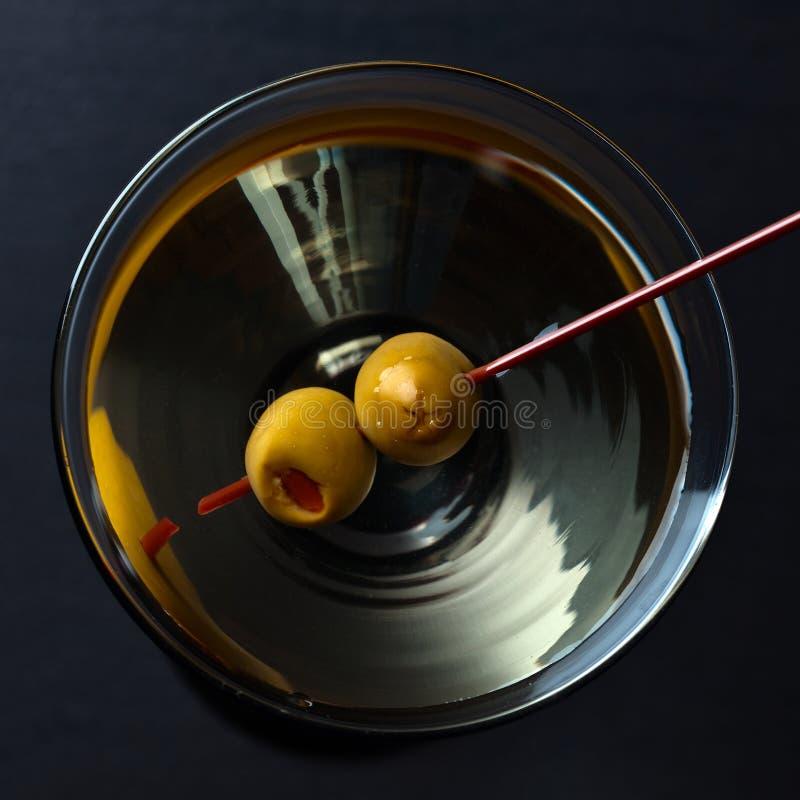 martini γυαλιού ανασκόπησης διάνυσμα προτύπων στοκ εικόνες