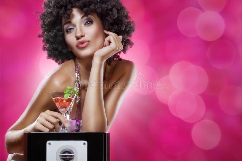 martini κόκκινο στοκ εικόνα με δικαίωμα ελεύθερης χρήσης