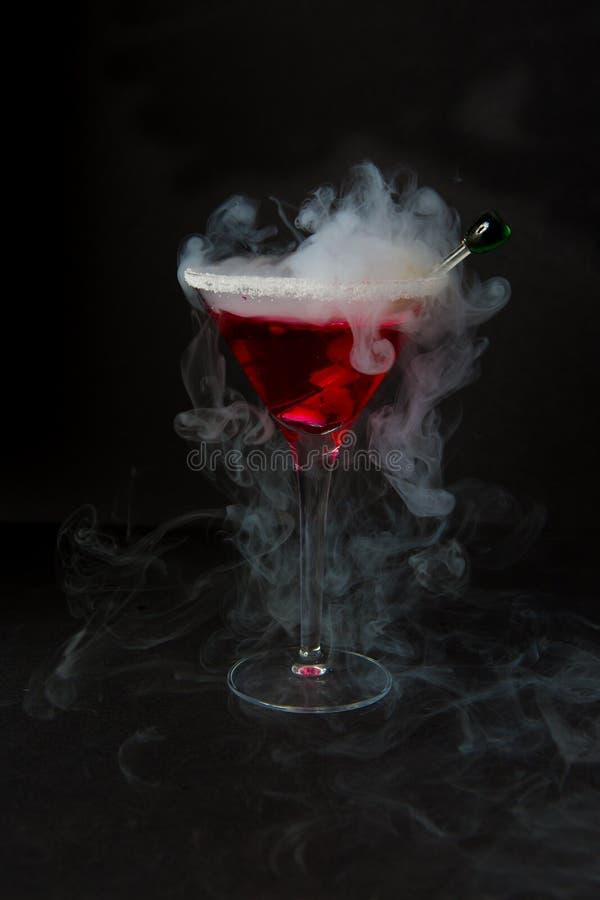 martini κόκκινο στοκ εικόνες