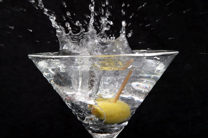 Martini 10 photographie stock
