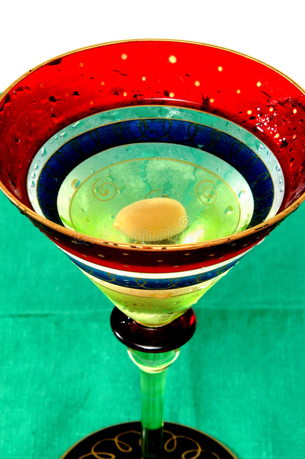 martini fotografia royalty free