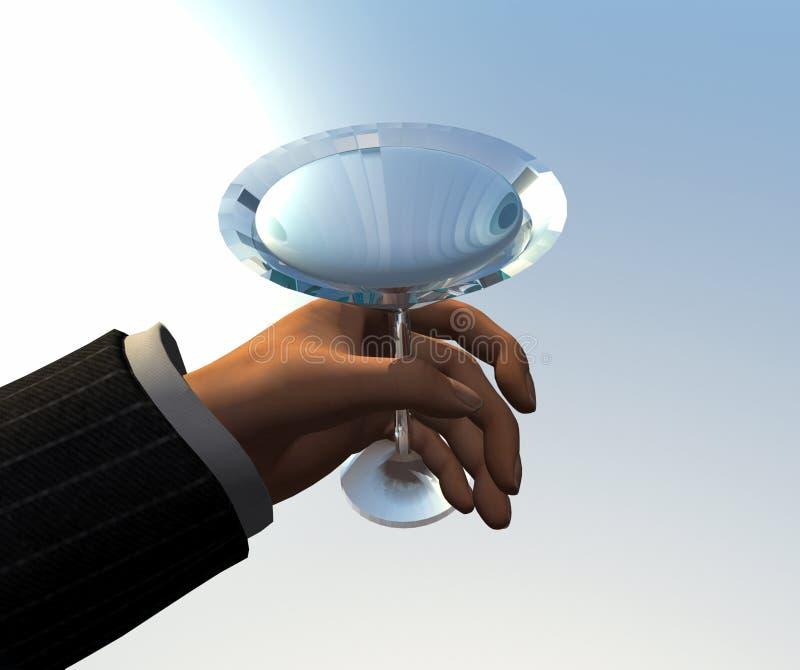 Martini 3 απεικόνιση αποθεμάτων