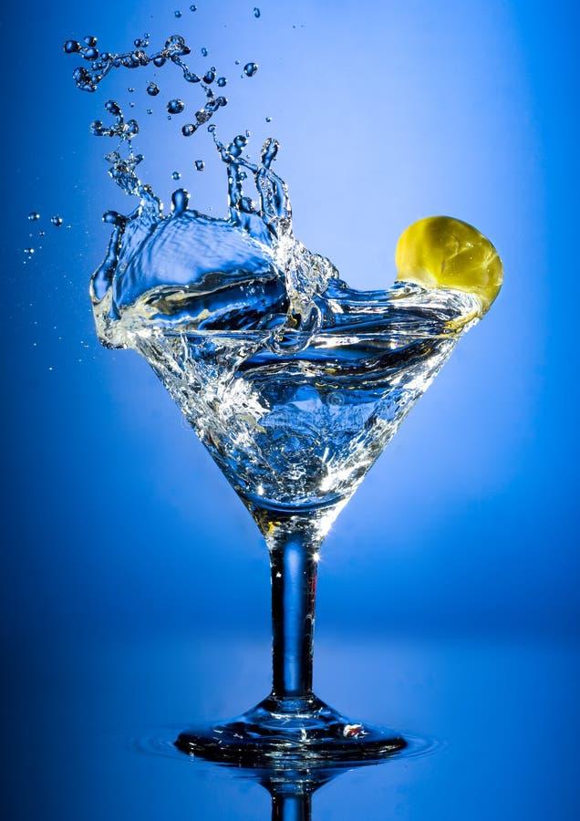martini zdjęcie stock
