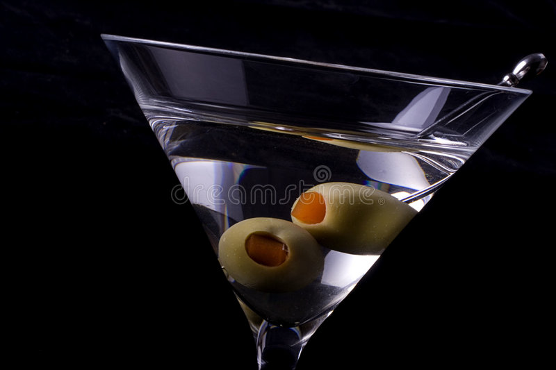 martini obraz royalty free