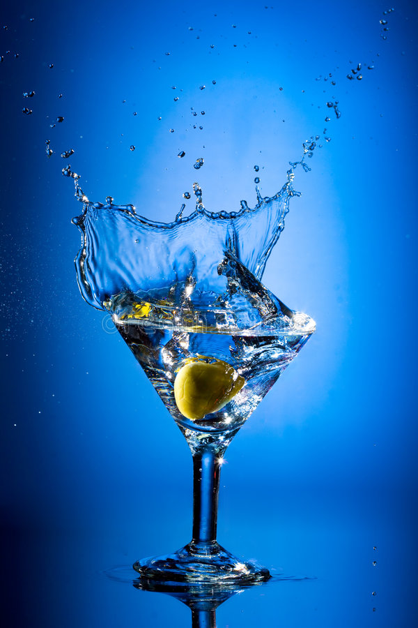 Free Martini Royalty Free Stock Photography - 3534487