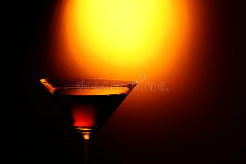Martini royalty free stock photo