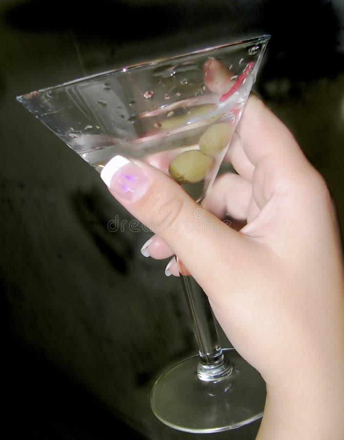 Martini Стоковое Изображение RF