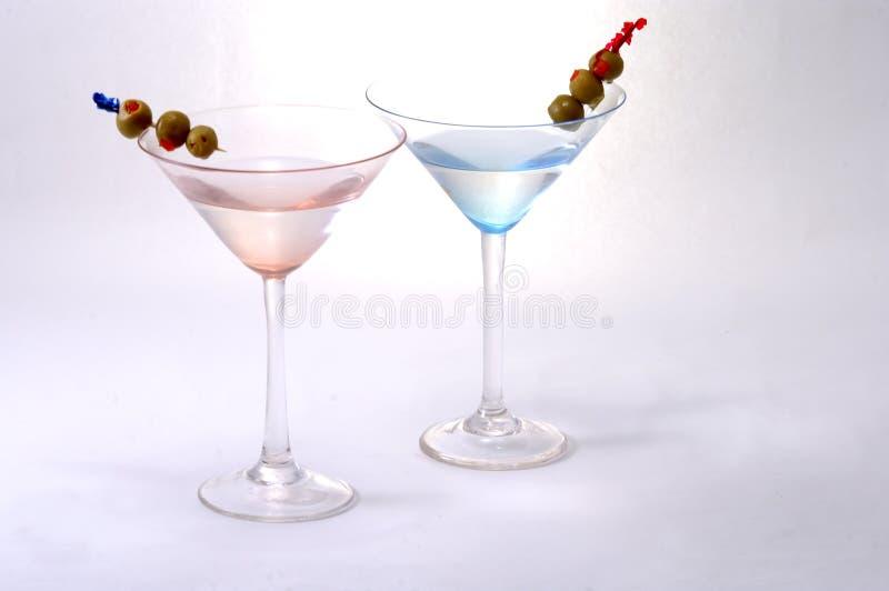 Martini Obrazy Royalty Free