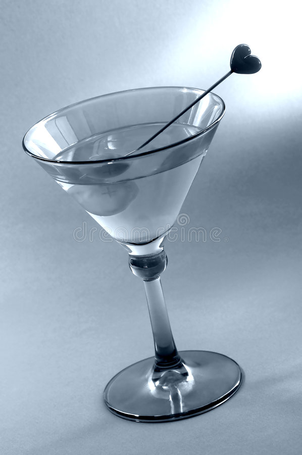 Martini 6 stock images