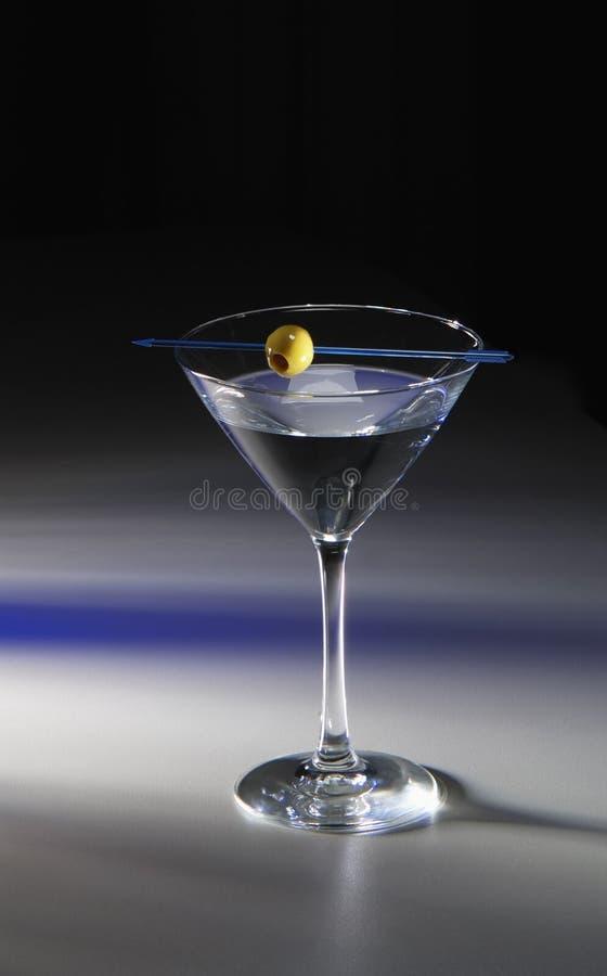 Download Martini foto de archivo. Imagen de bebida, contador, barra - 7281838
