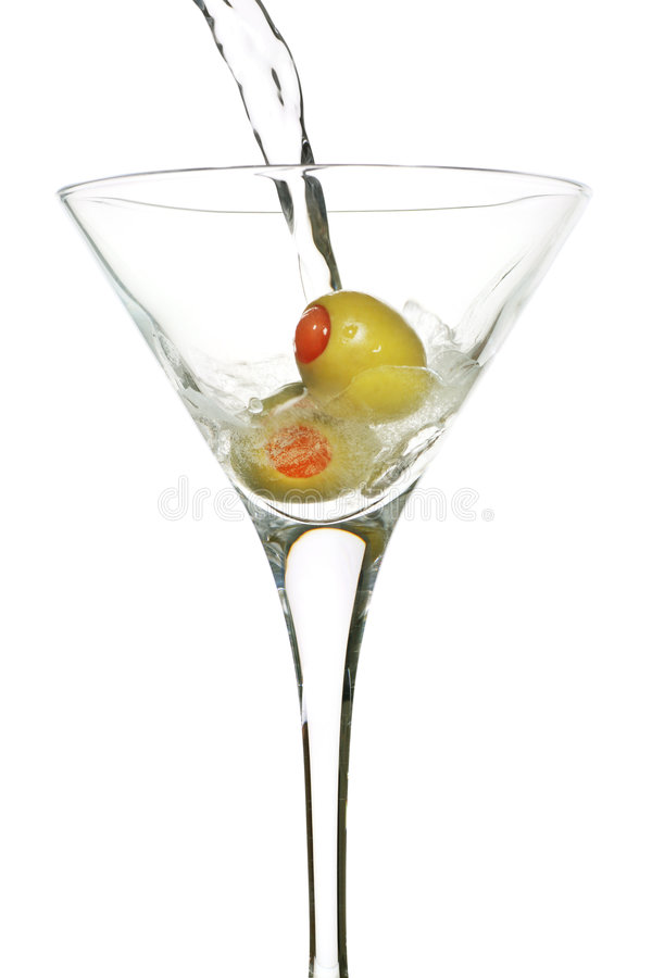 Martini royalty free stock photography