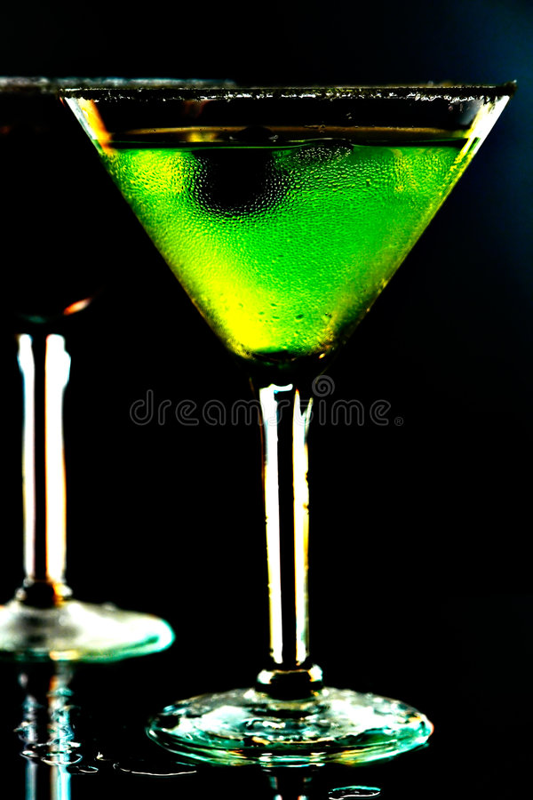 martini obraz royalty free