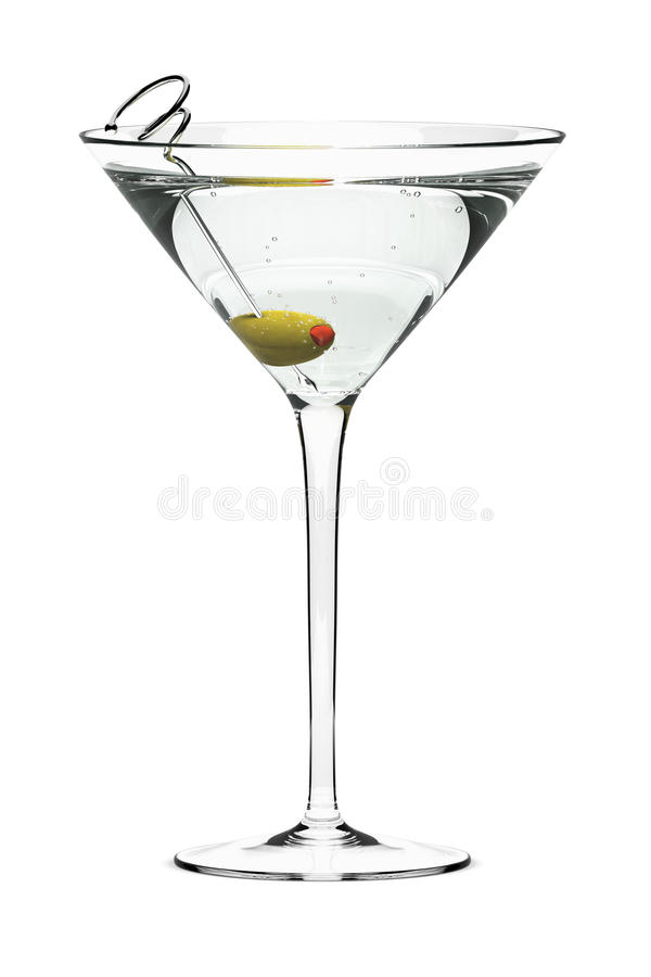Martini fotografia stock
