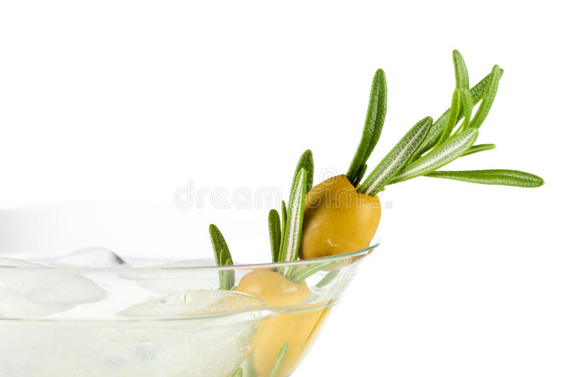 Martini alcohol cocktail royalty free stock photos