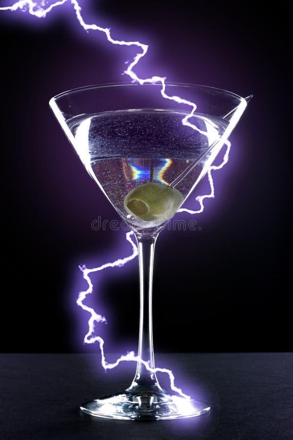 Martini bonde fotografia de stock