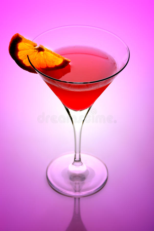 Martini cocktail royalty free stock photography