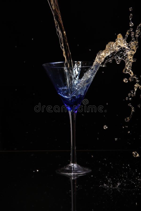 Download Martini cocktail, drink stock image. Image of drop, reception - 17803593