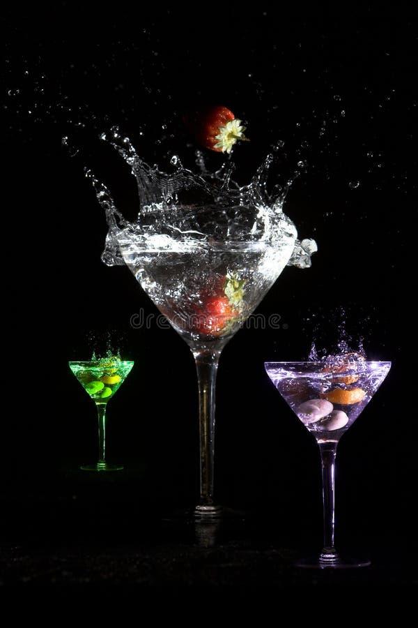 Download Martini colors stock photo. Image of splashing, creativity - 983936