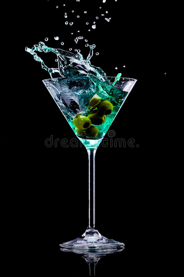 Free Martini Drink Royalty Free Stock Photography - 29294227