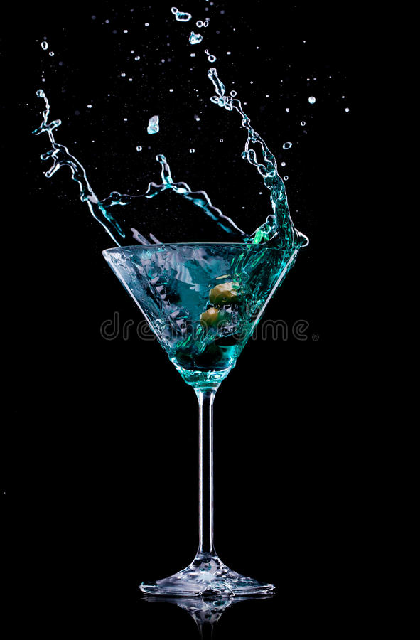 Free Martini Drink Royalty Free Stock Photography - 29759307