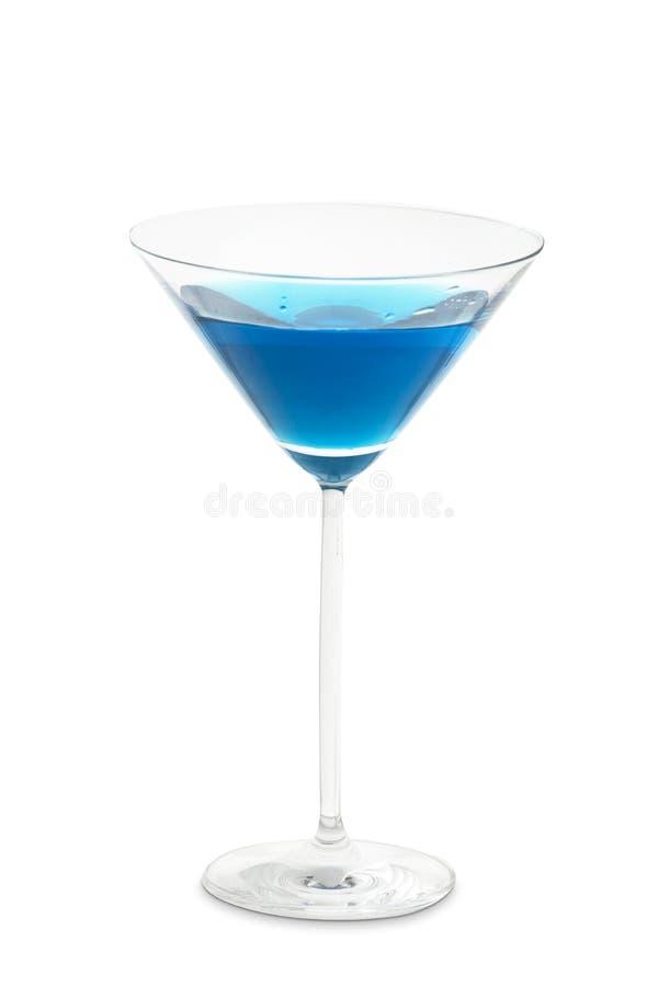martini en verre image stock