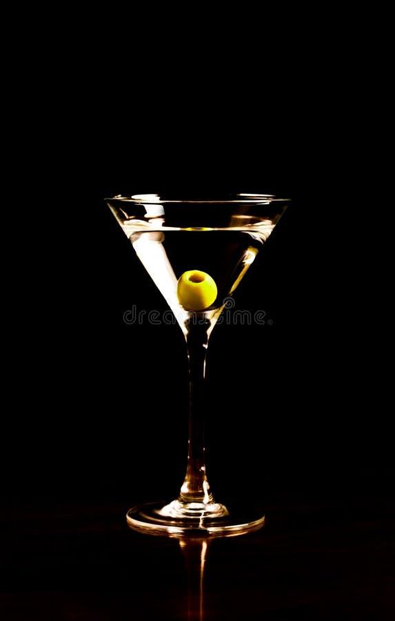 Martini für Sie, Madame lizenzfreies stockbild